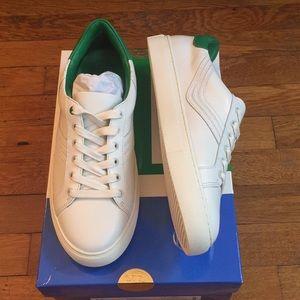 New w/Box Tory Burch Chevron Sneakers